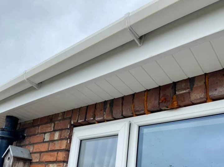 Example of Gutter and UPVC cleaning services